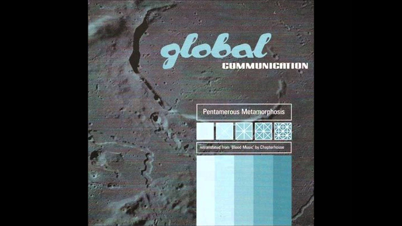 global communication pentamerous metamorphosis