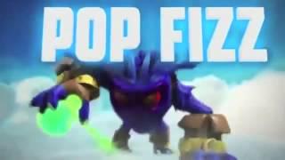 Pop Fizz Monster (inspired by BRR)