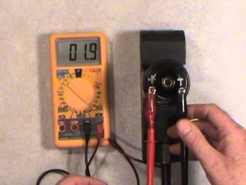 1966 Ford Mustang Wiring Ignition Coil Testing Youtube