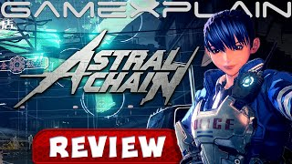 Astral Chain - REVIEW (Nintendo Switch) (Video Game Video Review)