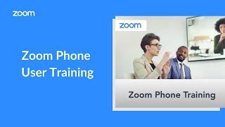 How To Use Zoom Phone - User Training screenshot 4
