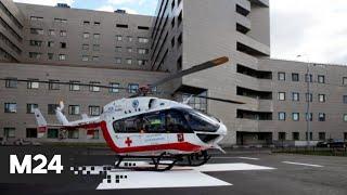 Фото Как работает Боткинская больница в период пандемии. \