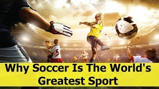 Brandi Chastain: Why Soccer is the World's Greatest Sport