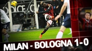 AC Milan | Milan-Bologna 1-0 Highlights