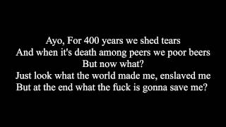 Cyne - 400 Years Lyrics (On Screen)