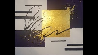 Abstract Painting Demo