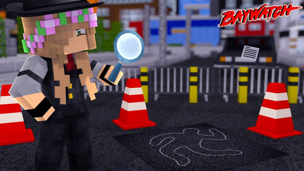 detective-kelly-solves-the-mystery-minecraft-baywatch-little-kelly