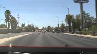 Driving, Driving... OH JESUS!!! Car Rollover Crash Las Vegas