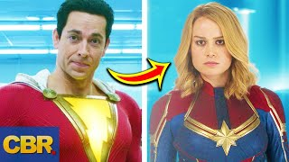 Shazam Actually Used To Be Captain Marvel
