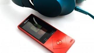 Sony Walkman NW-A25 high-resolution audio player