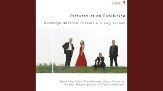 Tango Suite for 2 Guitars (arr. F. Jackson) : I. Allegro, libero - Lento, molto cantabile - Tempo I