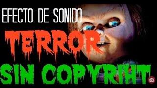 Pack de efectos de sonidos sin copyright- Terror  Sound Effect - Industry