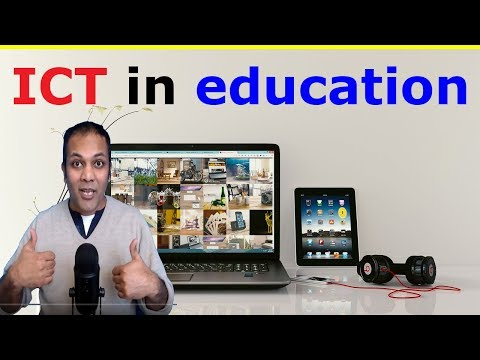 ICT in education in Hindi | Information and communication technology for education in Urdu