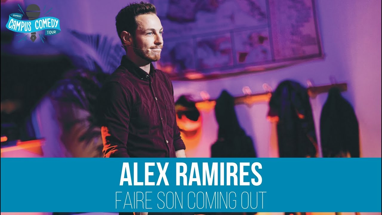 Alex Ramires - Faire Son Coming Out (Calendrier de l'Avent du LOL)