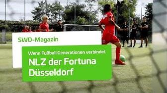 Das NLZ der Fortuna Düsseldorf: Wenn Fußball Generationen verbindet