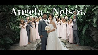 Angela and Nelson Feature Wedding Film