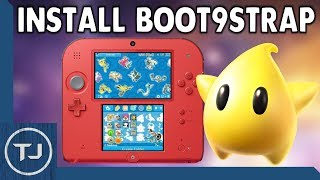 3DS Install Boot9strap (Replace Arm9loaderhax) (Update Luma 7.1 Fix)