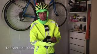 Altra Night Vision Evo Waterproof Cycling Jacket Review