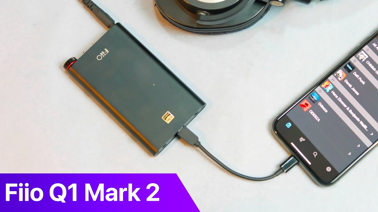 Fiio Q1 - Mark 2 - The final piece for my Portable Hi-Fi Music Puzzle