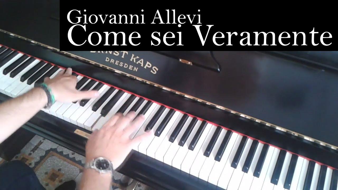 Giovanni Allevi Piano Solo – Padova – 16 ottobre 2021 ...