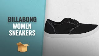 Top Selected Women Sneakers By Billabong [2018 ]: Billabong Women