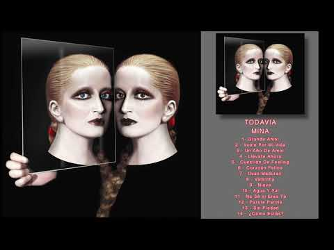 Mina - Todavía (2007) [Album completo]