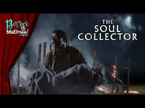 Matinee LIVE: The Soul Collector (aka 8: A South African Horror Story)
