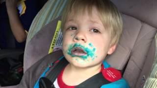 Who Ate The Cupcake?