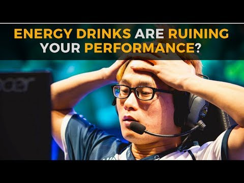 Are Energy Drinks & Sugar DESTROYING Your Gaming Performance?