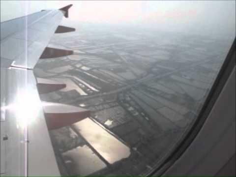 Air Asia Flight Hatyai to Bangkok