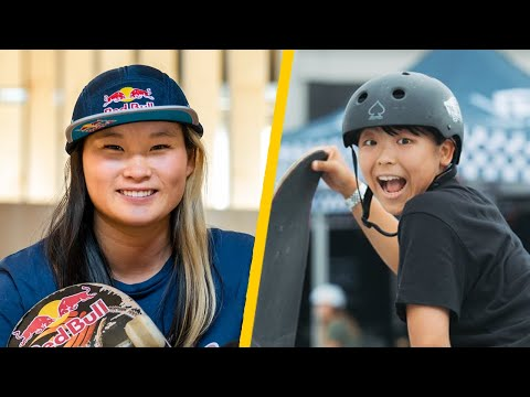 Girls on Skateboard Part 24 - Sakura Yosozumi, Misugu Okamoto, Mami Tezuka