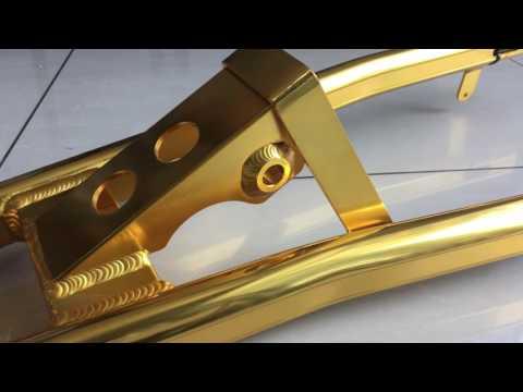 Y125Z Swing Arm Aloi