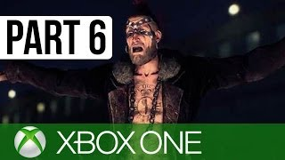 Dead Rising 3 Gameplay Walkthrough Part 6 - Gang Leader Boss (XBOX ONE Gameplay 1080p HD)