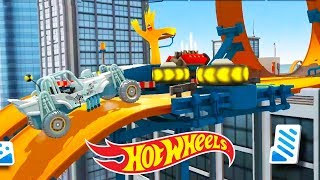 Hot Wheels: Race Off - Daily Race Off And Supercharge Challenge #61 | Android Gameplay | Droidnation