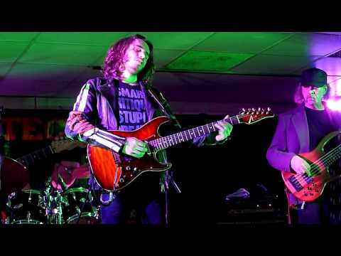 "Eric Steckel Band - ""Little Wing"" - Boom Boom Club, Sutton - 22/02/2014"