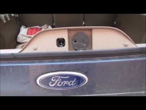2004 expedition rear wiper mechanism replacement youtube 2000 Ford Expedition Wiring-Diagram