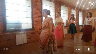 Урок индийского танца