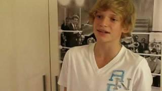 Justin Timberlake - Señorita cover - Cody Simpson