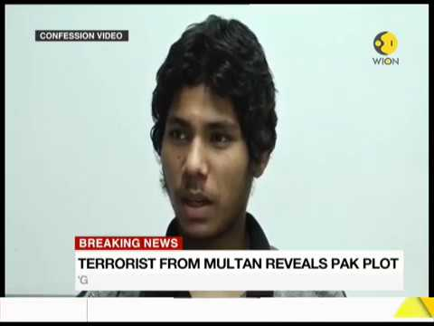 Terrorist from Pak spills the beans: Pakistan smuggling arms to India