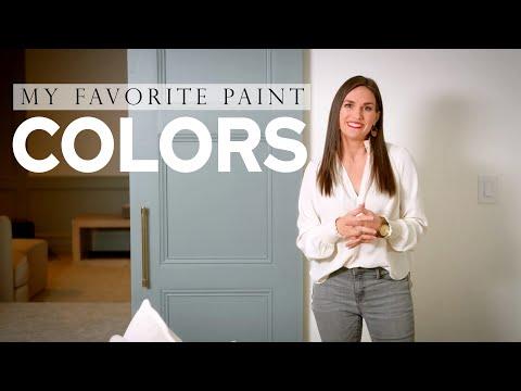 Designers Favorite Paint Colors! | Interior Design Secrets