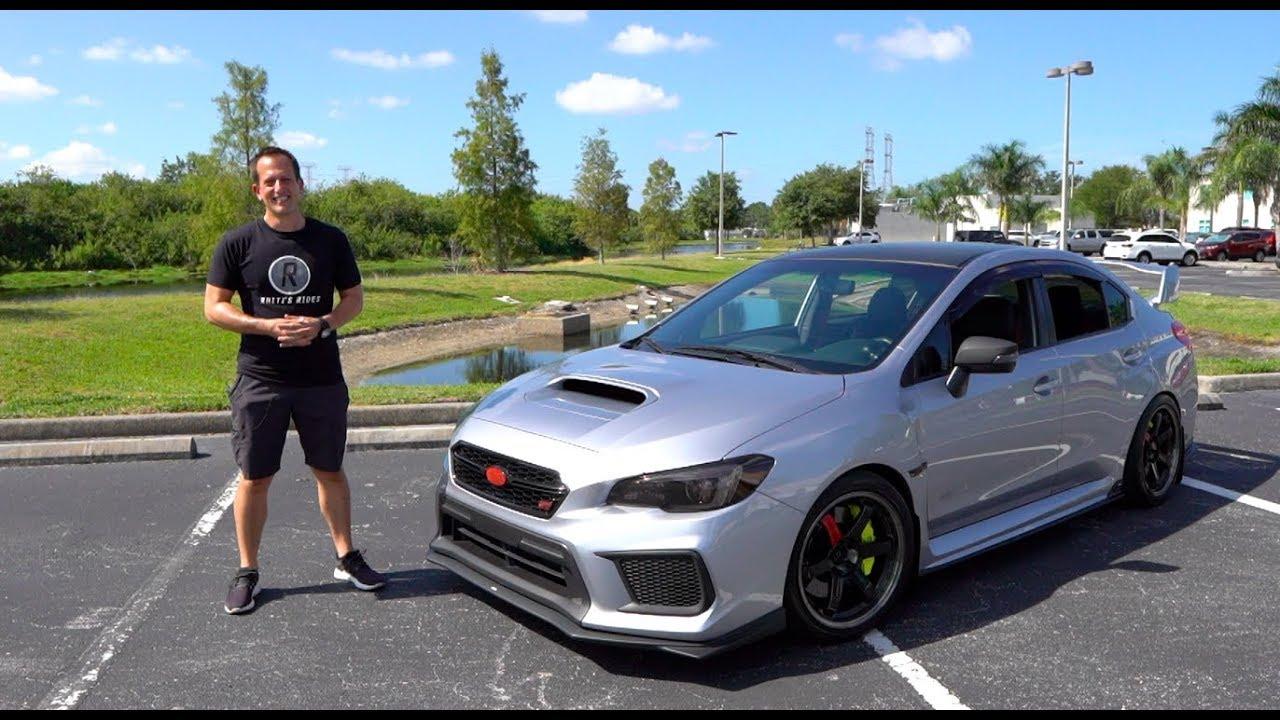 2018 Subaru Wrx Sti Have The Best Mods