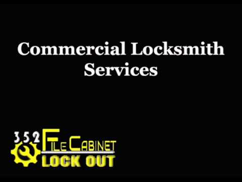 File Cabinet Lockout Clermont, FL