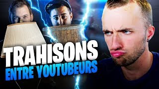 TRAHISONS ENTRE YOUTUBEURS... (ft. Squeezie, Gotaga, Micka, Doigby, Terracid)