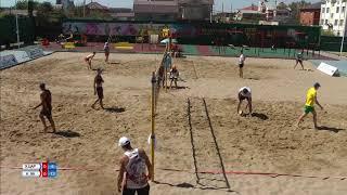 Пляжный волейбол (день физкультурника) Х. Царь-К99