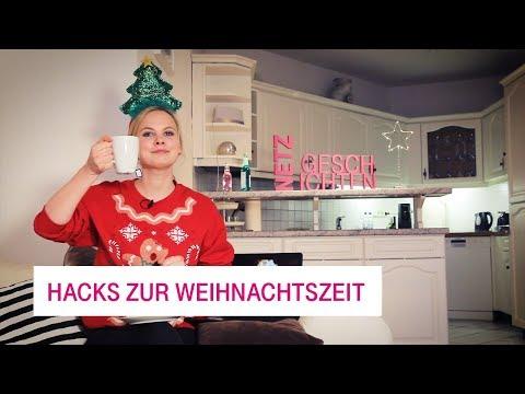 Social Media Post: (Digitale) Hacks zur Weihnachtszeit - Netzgeschichten