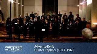 convivium musicum mainz: Günter Raphael - Advents-Kyrie