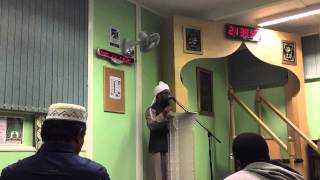 Ab Toh Bas Aek Hi Dhun Hai - Alhaj Qari Mohammed Rizwan Sahab - Leicester 2015