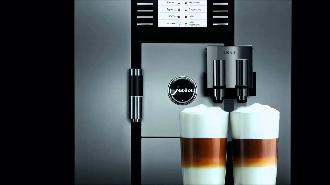 worlds best coffee machine