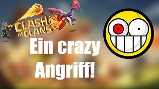 CLASH OF CLANS Deutsch: Ein crazy Angriff! ✭ Let's Play Clash of Clans