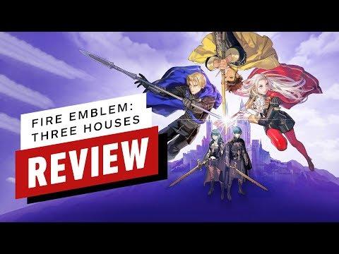 Fire Emblem: Three Houses Review